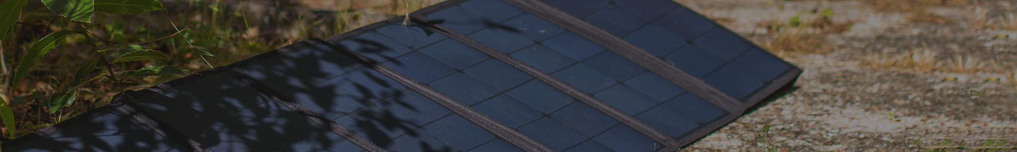 Panneaux Solaires Portables : Rechargez vos batteries nomades