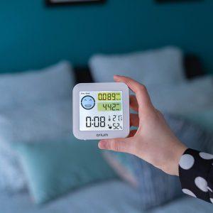 Mesure de qualité de l'air intérieur Quaelis 20