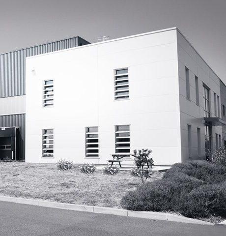 Orium France : le bâtiment