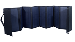 Panneau solaire pliant 60W Monocristallin IZYWATT