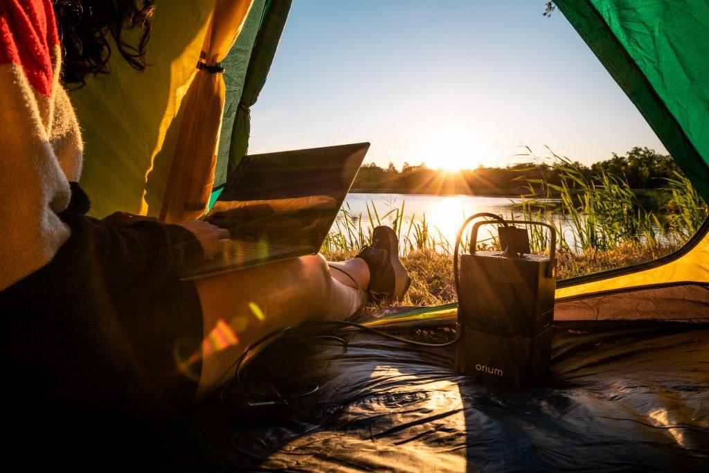 batterie solaire IZYWATT Outdoor
