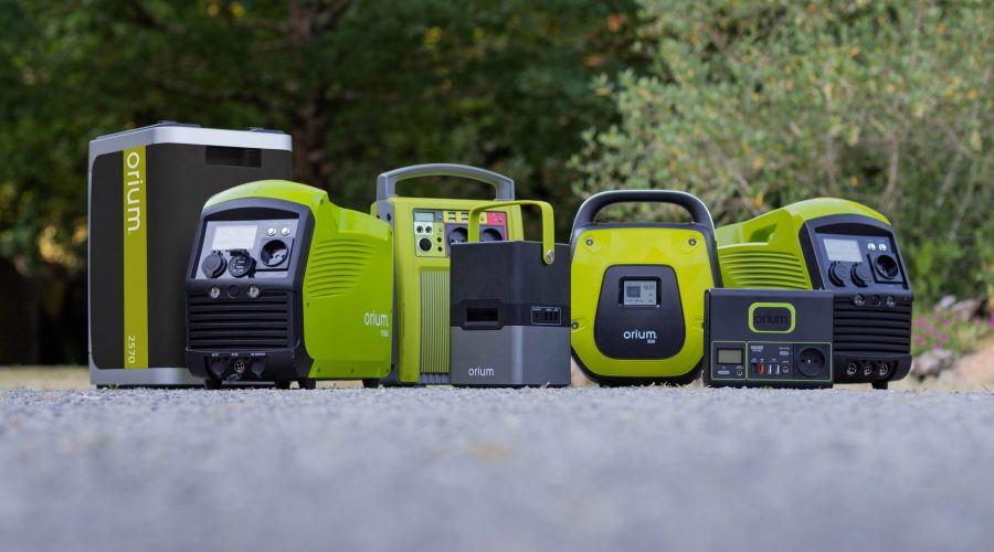 Toutes les générateurs électriques rechargeables izywhatt