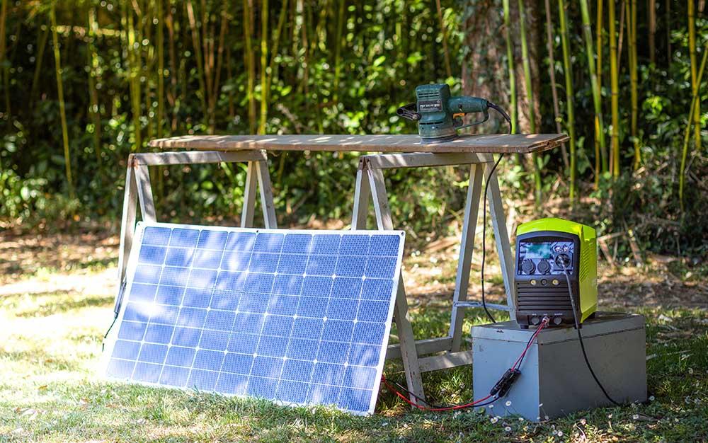 station d'énergie portative IZYWATT
